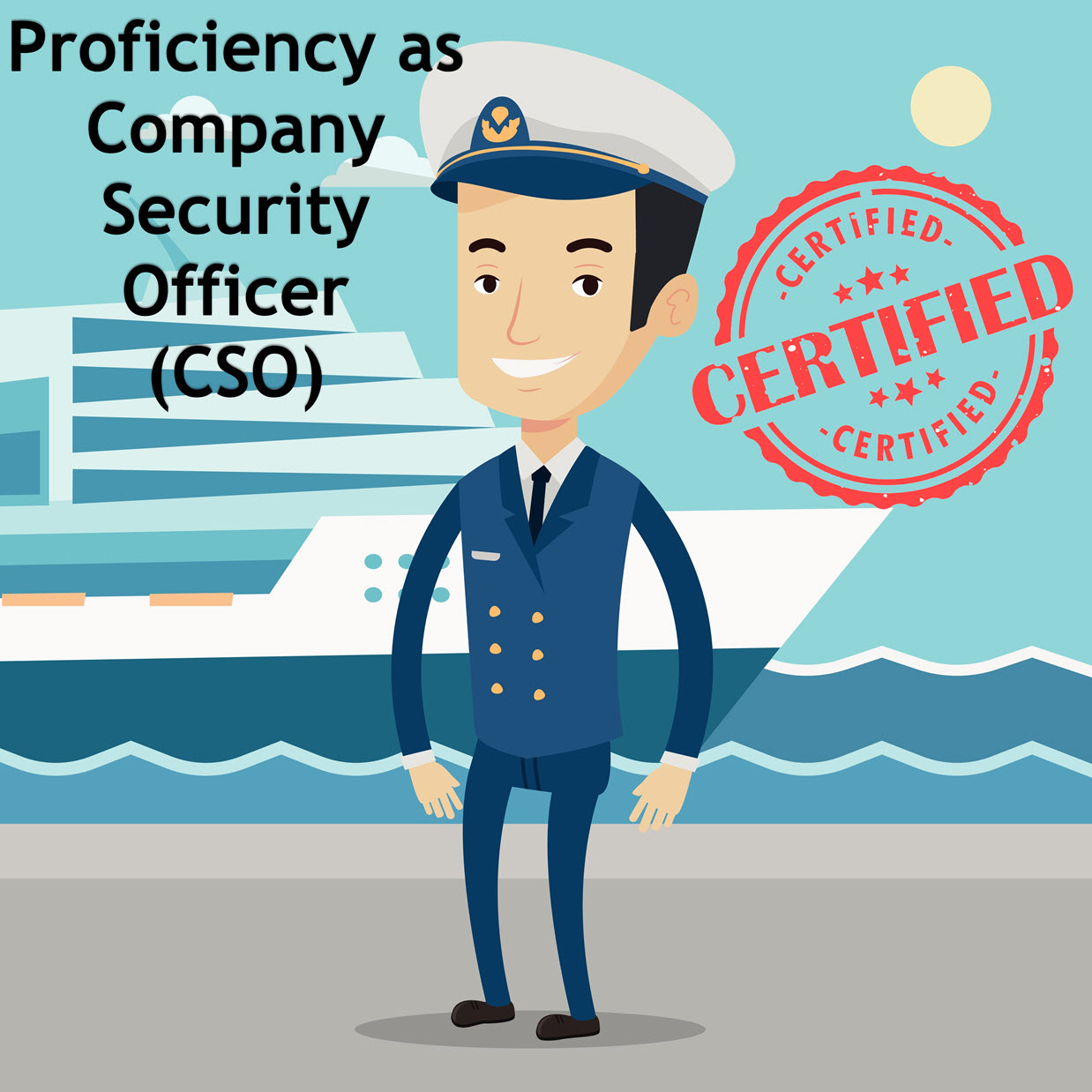 Company Security Officer (CSO) Online Course